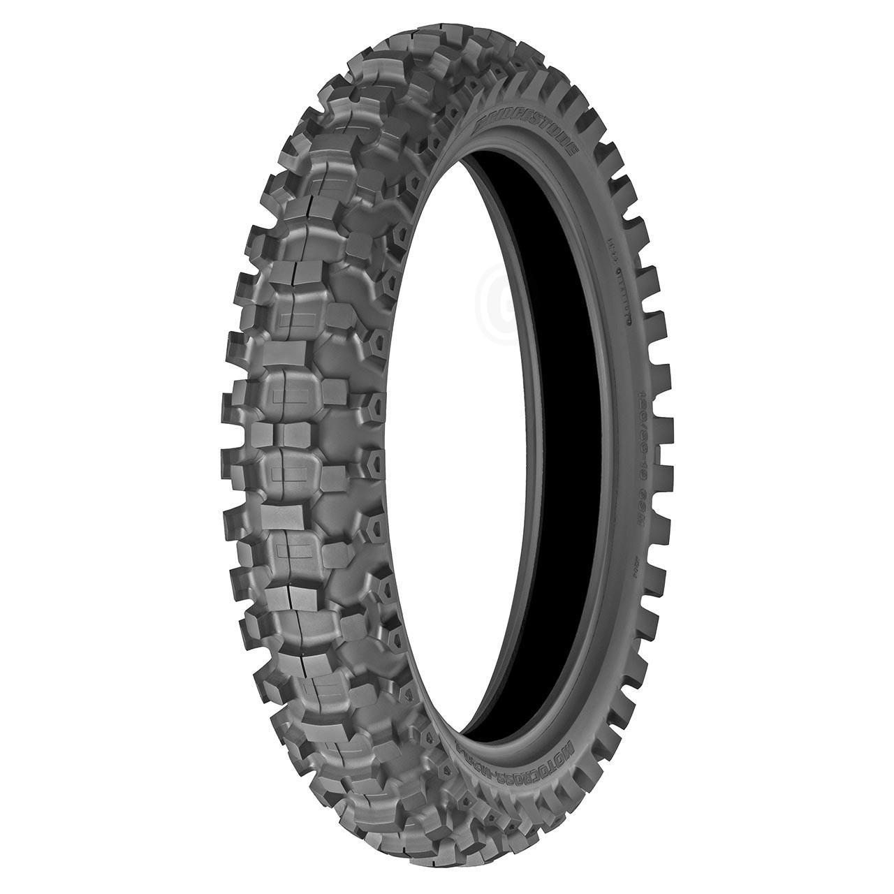 Bridgestone M 204 90/100-14 M/C 49M TT