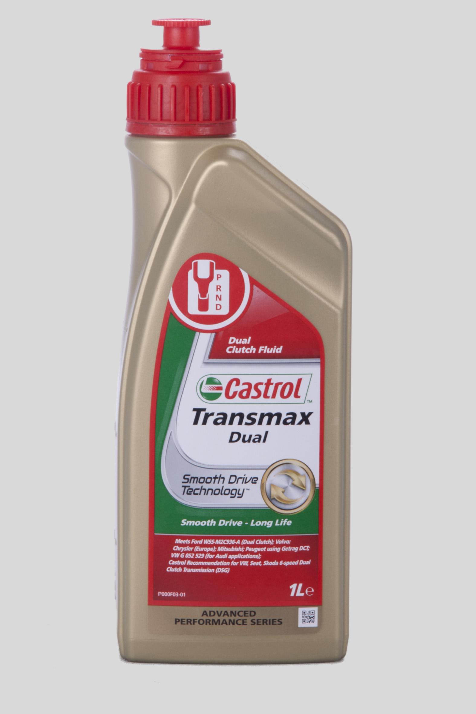 Castrol Transmax DUAL 1 Liter