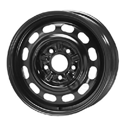 Kromag 9420 Black 6JJx15 5x114.3 ET50