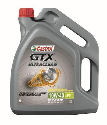 Castrol GTX Ultraclean 10W-40 A3/B4 5 Liter