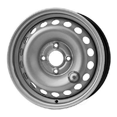 Kromag 6335 Silver 5.5Jx14 4x100 ET45