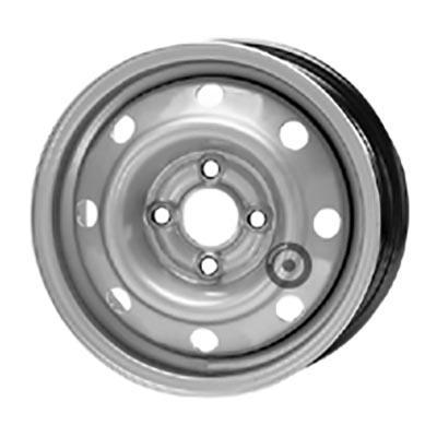 Kromag 5960 Silver 5.5Jx14 4x100 ET36