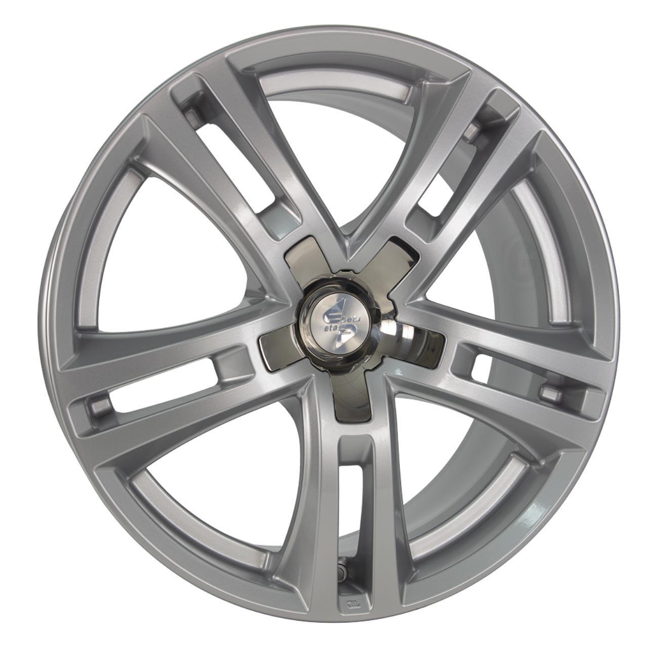 Etabeta Uriel Silver - inox cap 11x23 5x112 ET25
