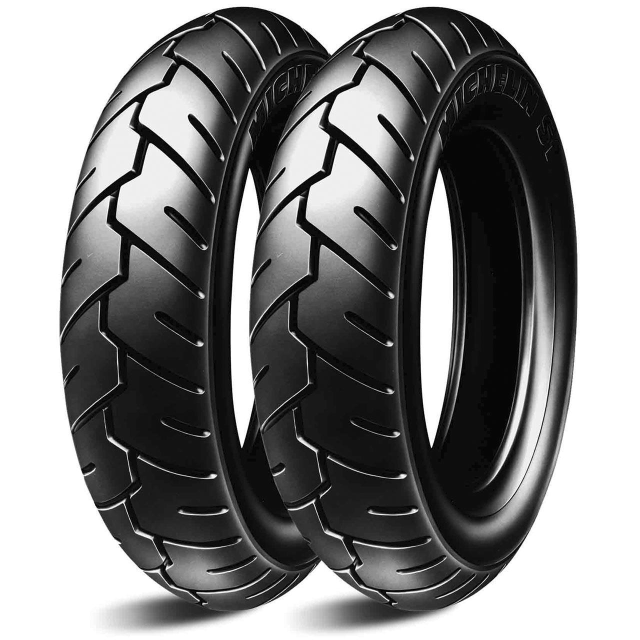 Michelin S 1 110/80-10 58J TL/TT