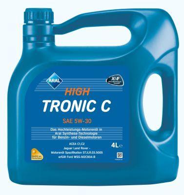 Aral HighTronic C 5W-30 4 Liter