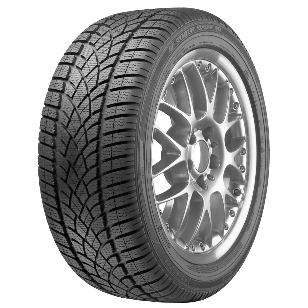 Dunlop SP Winter Sport 3D 255/35R20 97W MS XL MFS AO