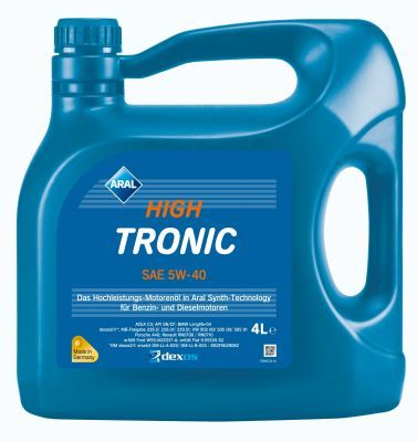 Aral HighTronic 5W-40 4 Liter