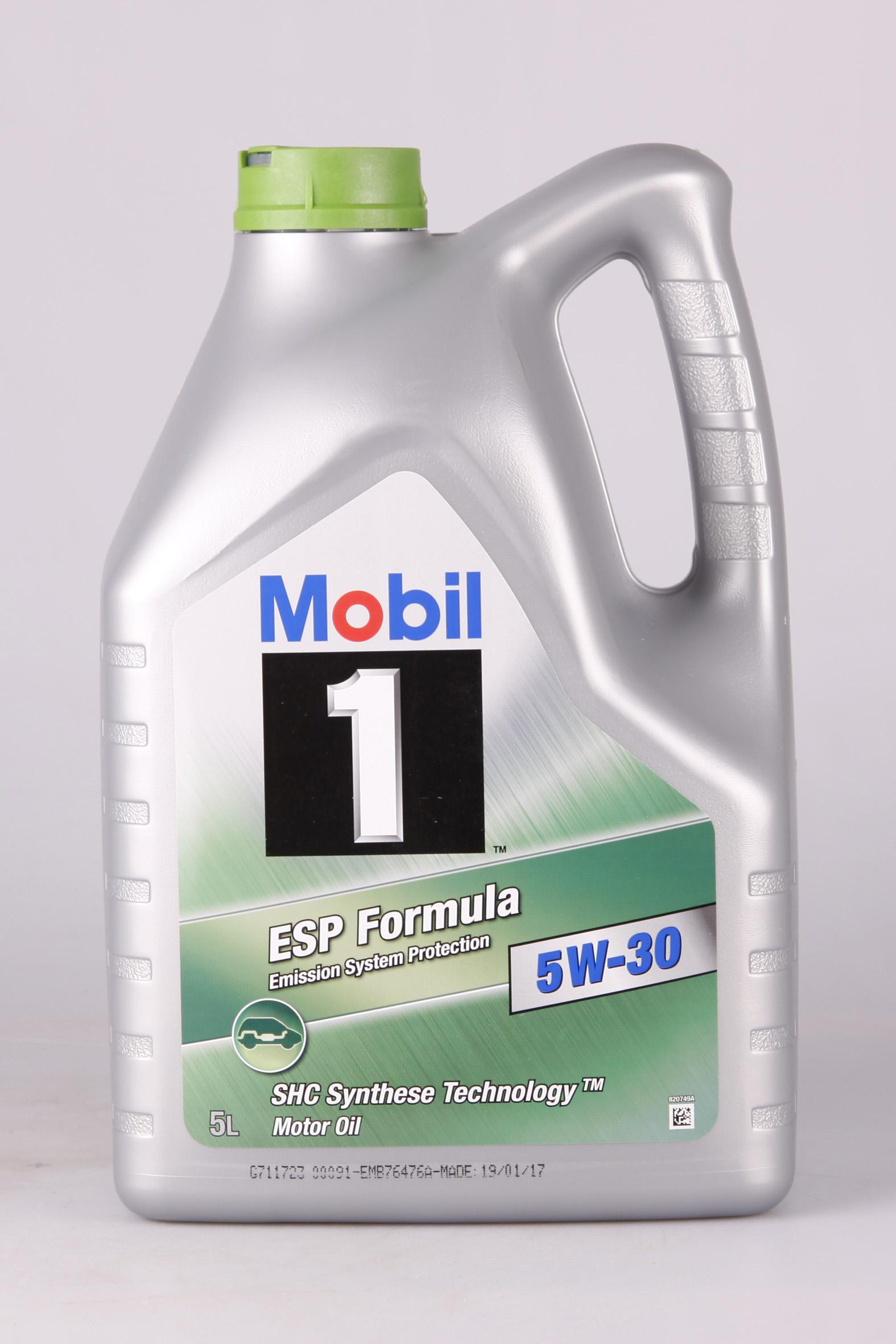 Mobil 1 ESP 5W-30 5 Liter