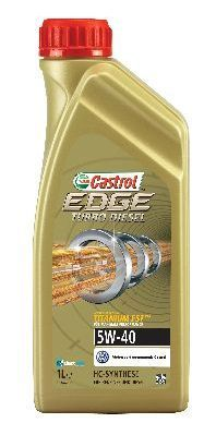Castrol Edge Titanium FST TD 5W-40 1 Liter