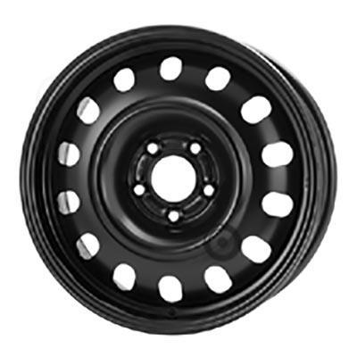 Kromag 9305 Black 6.5Jx16 5x108 ET44
