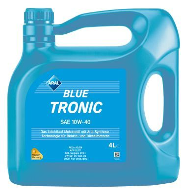 Aral BlueTronic 10W-40 4 Liter