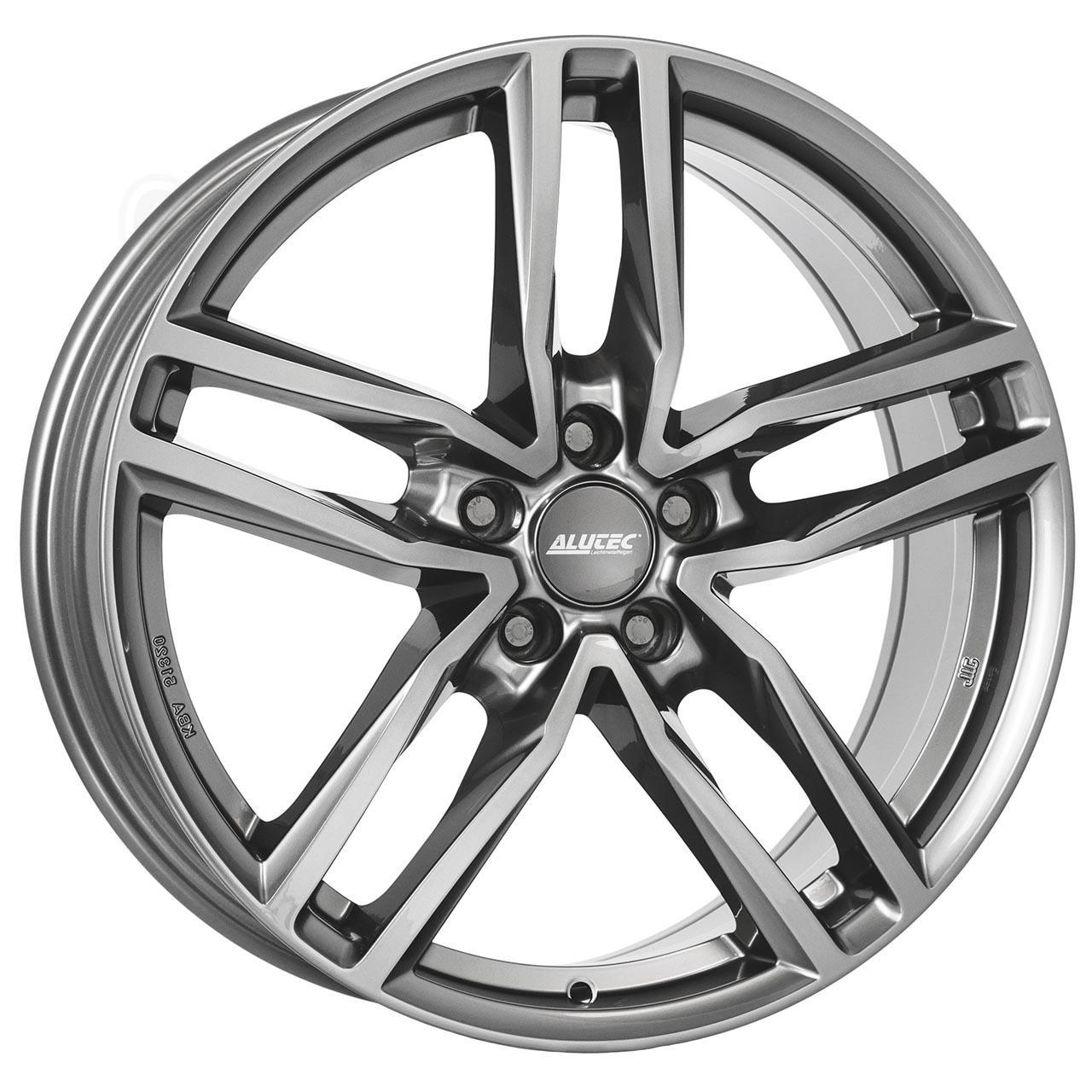 Alutec Ikenu Metal grey 6.5x16 4x100 ET40