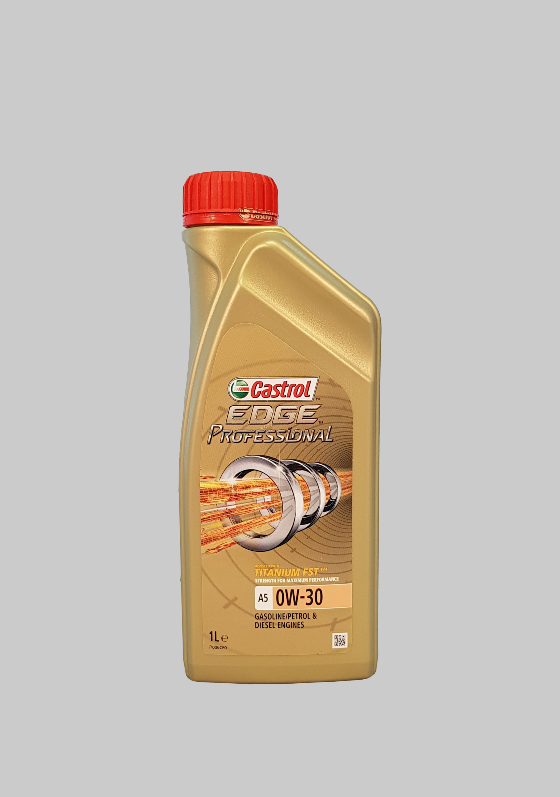 Castrol Edge Professional Titanium FST A5 0W-30 1 Liter