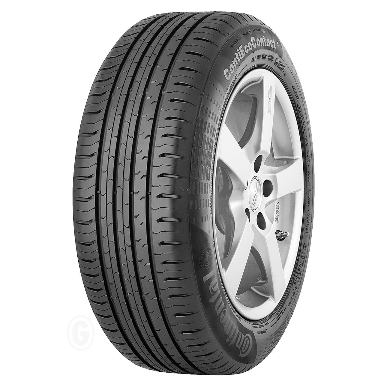 Continental CONTIECOCONTACT 5 185/55R15 82H FR