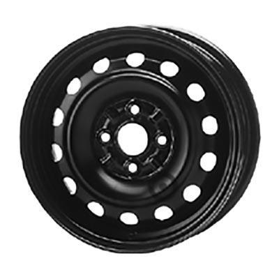 Kromag 6545 Black 5.5JJx14 4x100 ET45