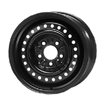 Kromag 9390 Black 6.5Jx15 5x114.3 ET40
