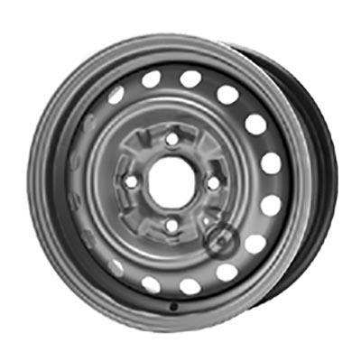 Kromag 6375 Silver 5.5Jx14 4x114.3 ET45