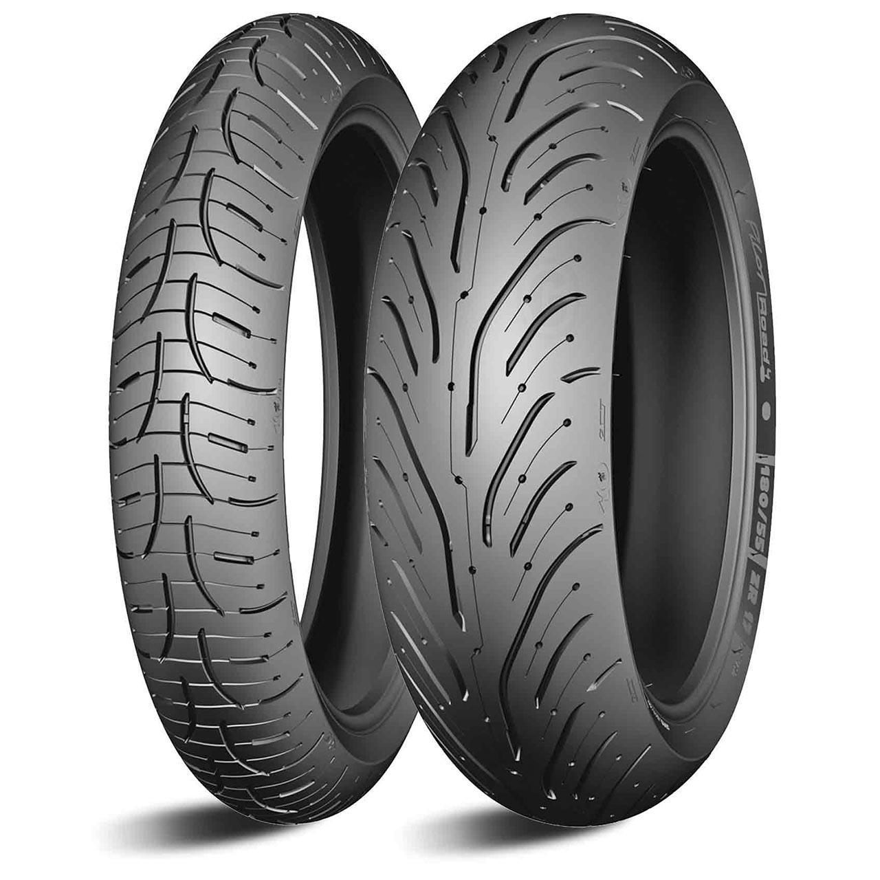 Michelin Pilot Road 4 R 180/55ZR17 M/C (73W) TL