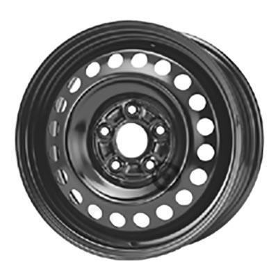 Kromag 9527 Black 6.5Jx16 5x114.3 ET50