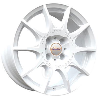 Speedline Sl2 marmora Rallye weiss 7x16 4x100 ET38
