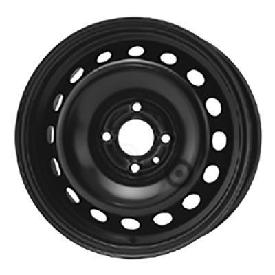 Kromag 7320 Black 5.5Jx14 4x100 ET29