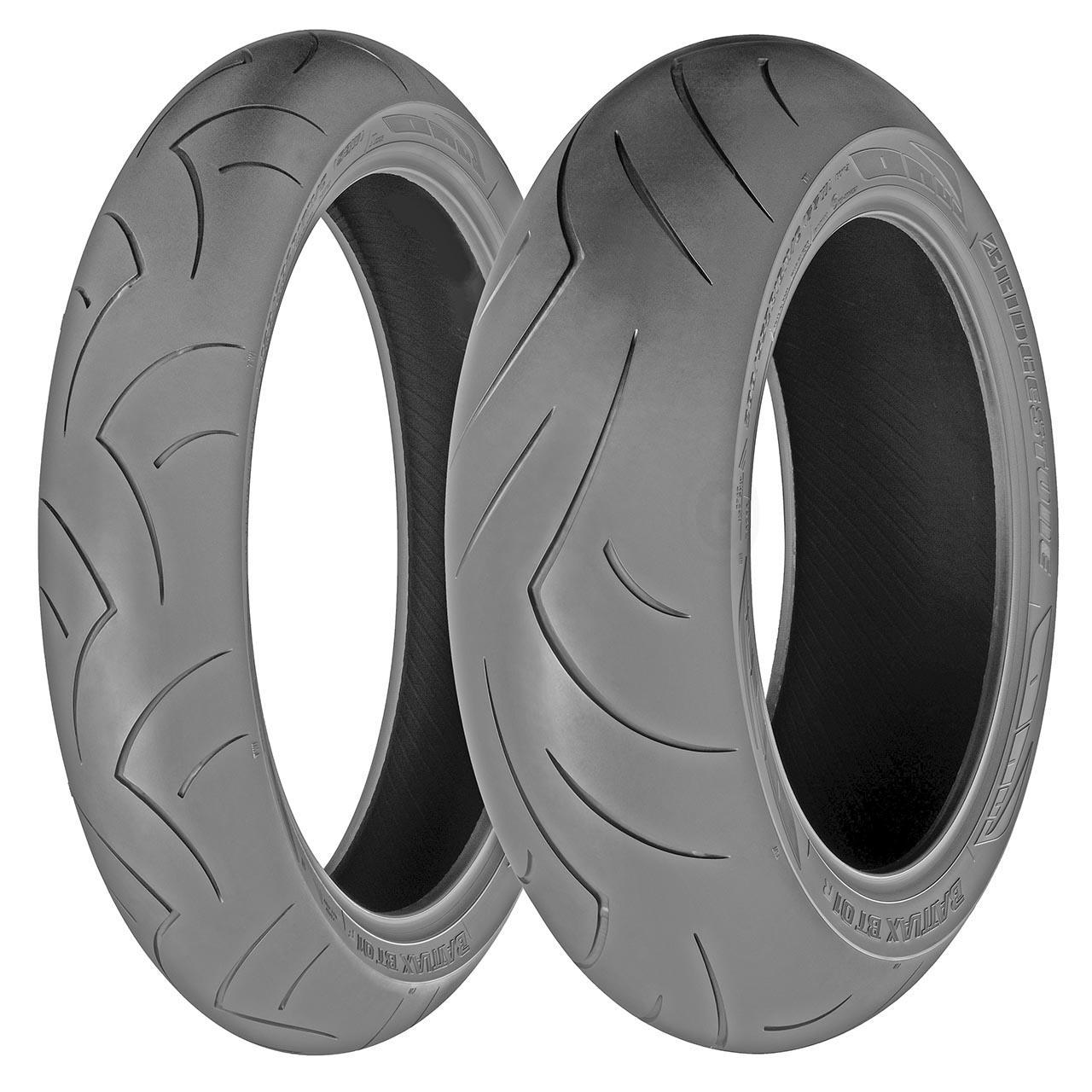 Bridgestone BT 01 Rear 200/55ZR16 M/C (77W) TL