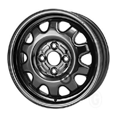 Kromag 5010 Silver 4.5Jx14 4x100 ET45