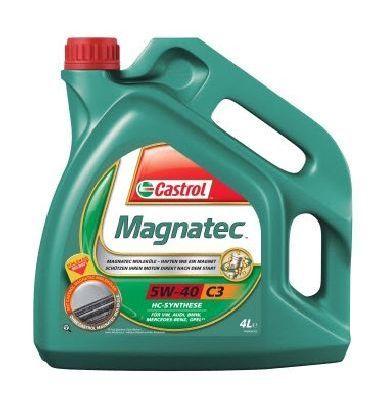 Castrol Magnatec 5W-40 C3 4 Liter
