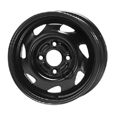 Kromag 3895 Black 5Jx13 4x108 ET43.5
