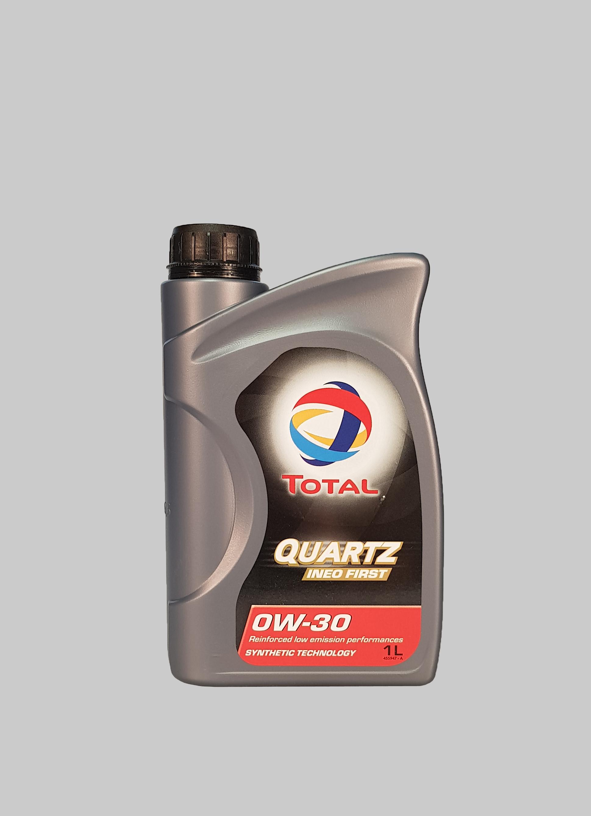 Total Quartz INEO First 0W-30 1 Liter