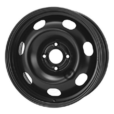 Kromag 7860 Black 6.5Jx16 4x108 ET26