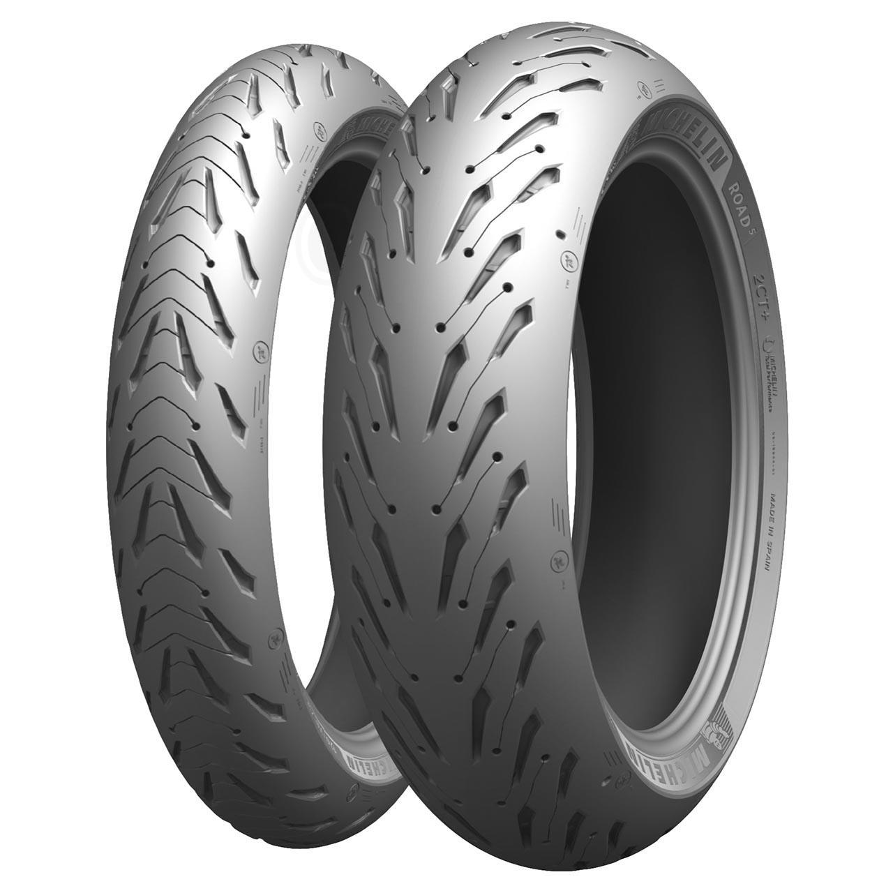 Michelin Road 5 GT RT 190/50ZR17 (73W) TL