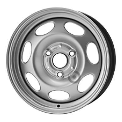 Kromag 7830 Silver 5.5Jx15 3x112 ET22