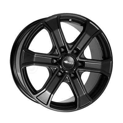 RC Design Rc31 Satin black matt 7x17 6x139.7 ET20