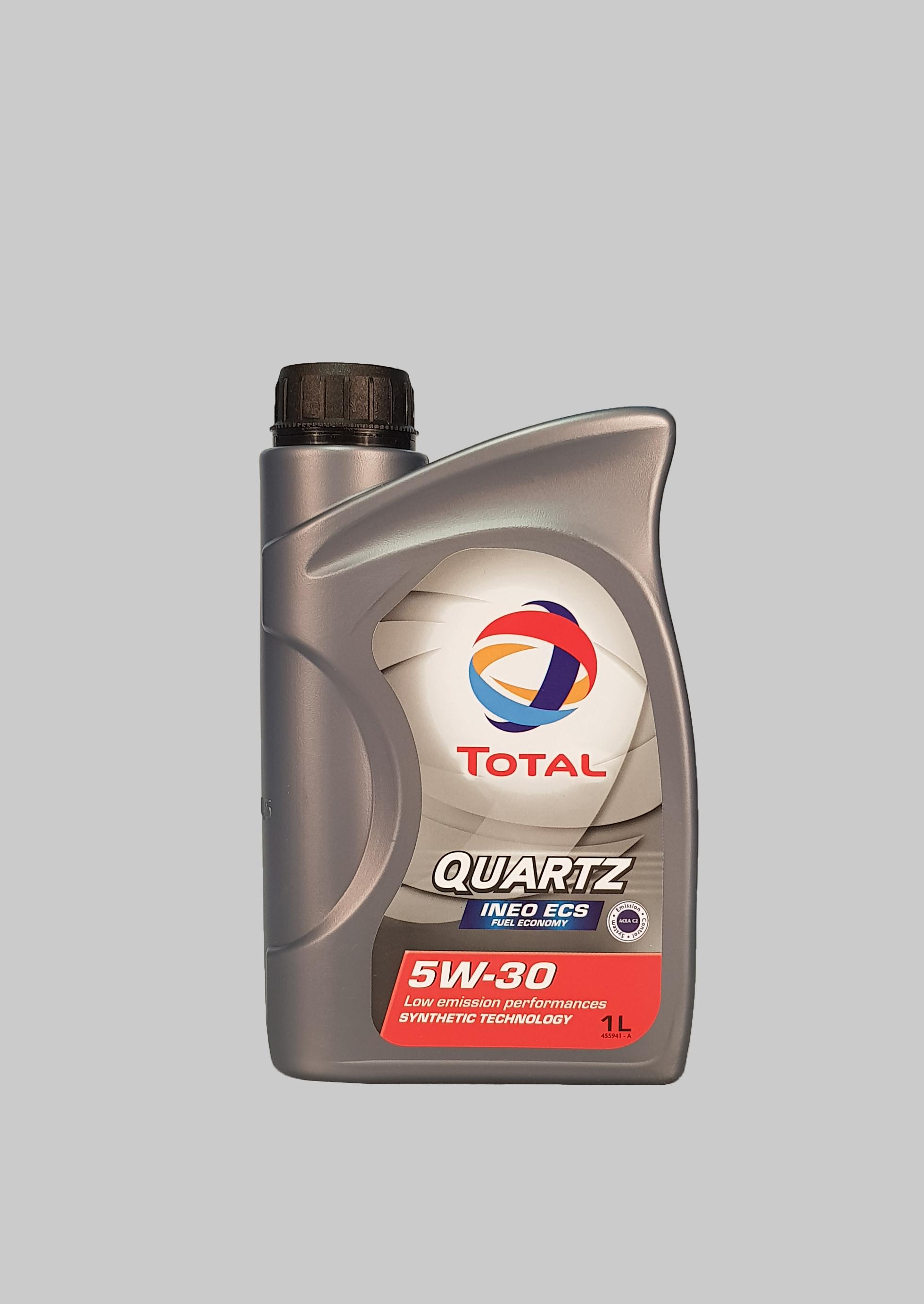 Total Quartz Ineo ECS 5W-30 1 Liter