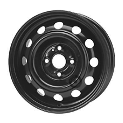 Kromag 6625 Black 5.5Jx14 4x100 ET46