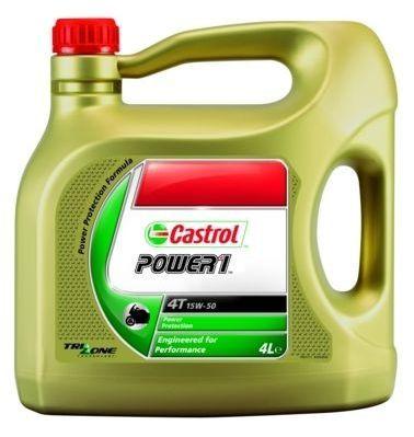 Castrol Power 1 4T 15W-50 4 Liter