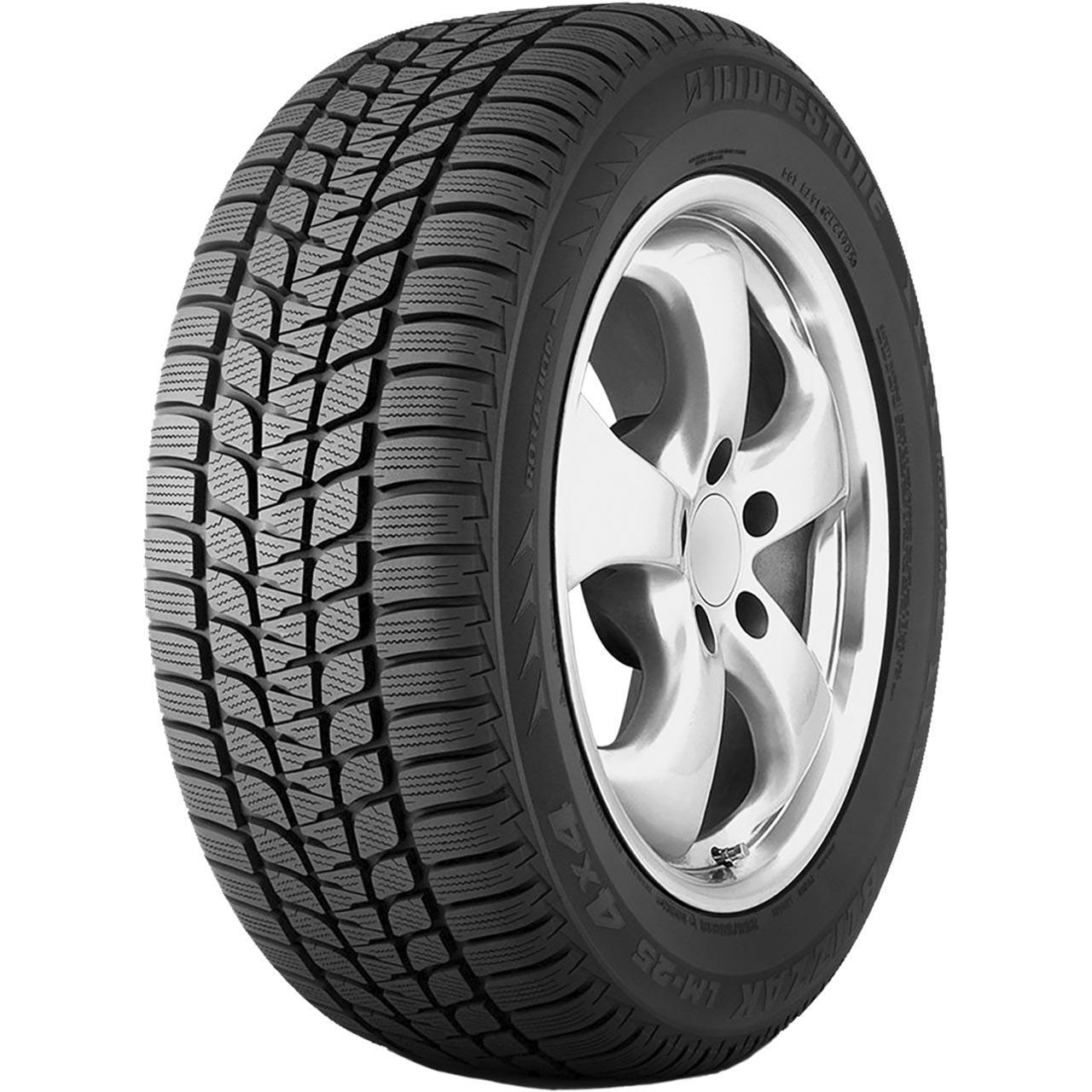 Bridgestone Blizzak LM25 4X4 255/50R19 107V XL RFT MFS *
