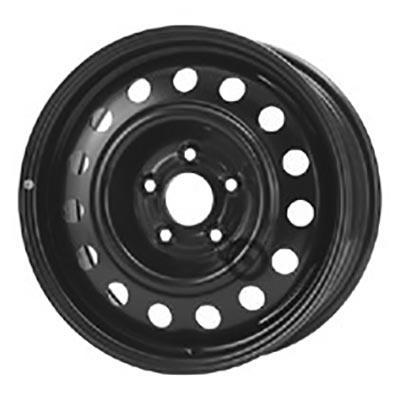 Kromag 8756 Black 6.5Jx16 5x114.3 ET45