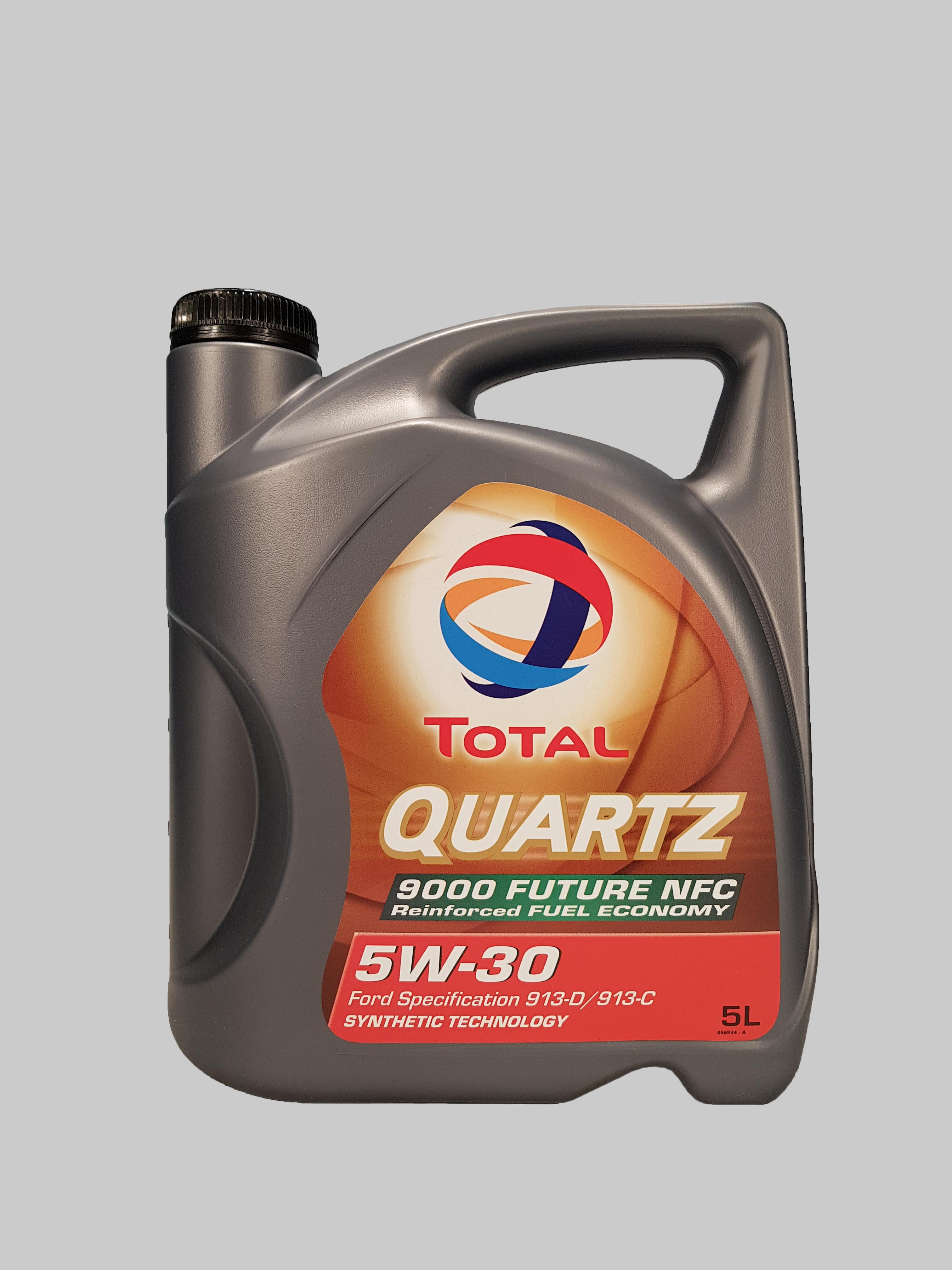 Total Quartz 9000 Future NFC 5W-30 5 Liter