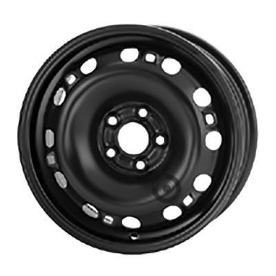 Kromag 9545 Black 6Jx15 5x100 ET43