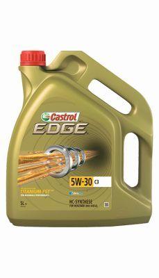 Castrol Edge Titanium FST 5W-30 C3 5 Liter