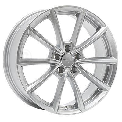 Wheelworld Wh28 Full silver 8x18 5x112 ET26