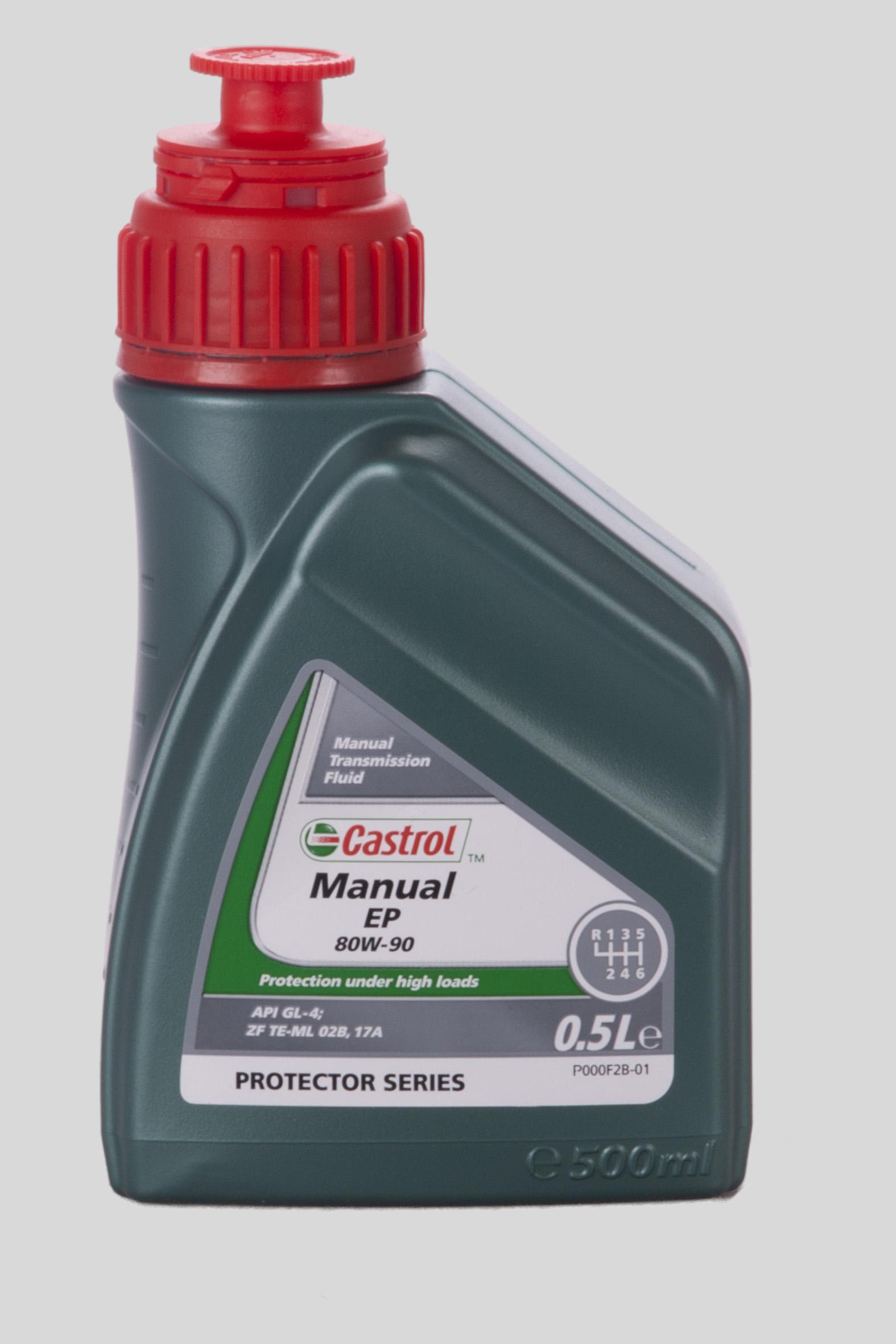 Castrol Manual EP 80W-90 500ml