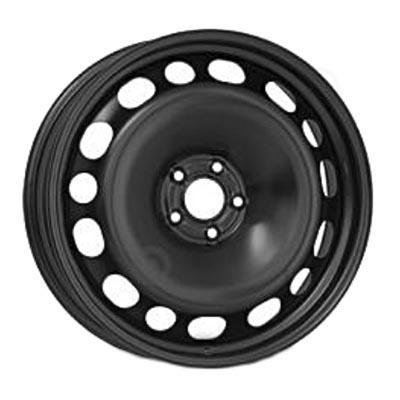 Kromag 9937 Black 7.5Jx17 5x107.95 ET52.5