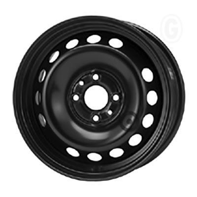 Kromag 6875 Black 6Jx14 4x98 ET40