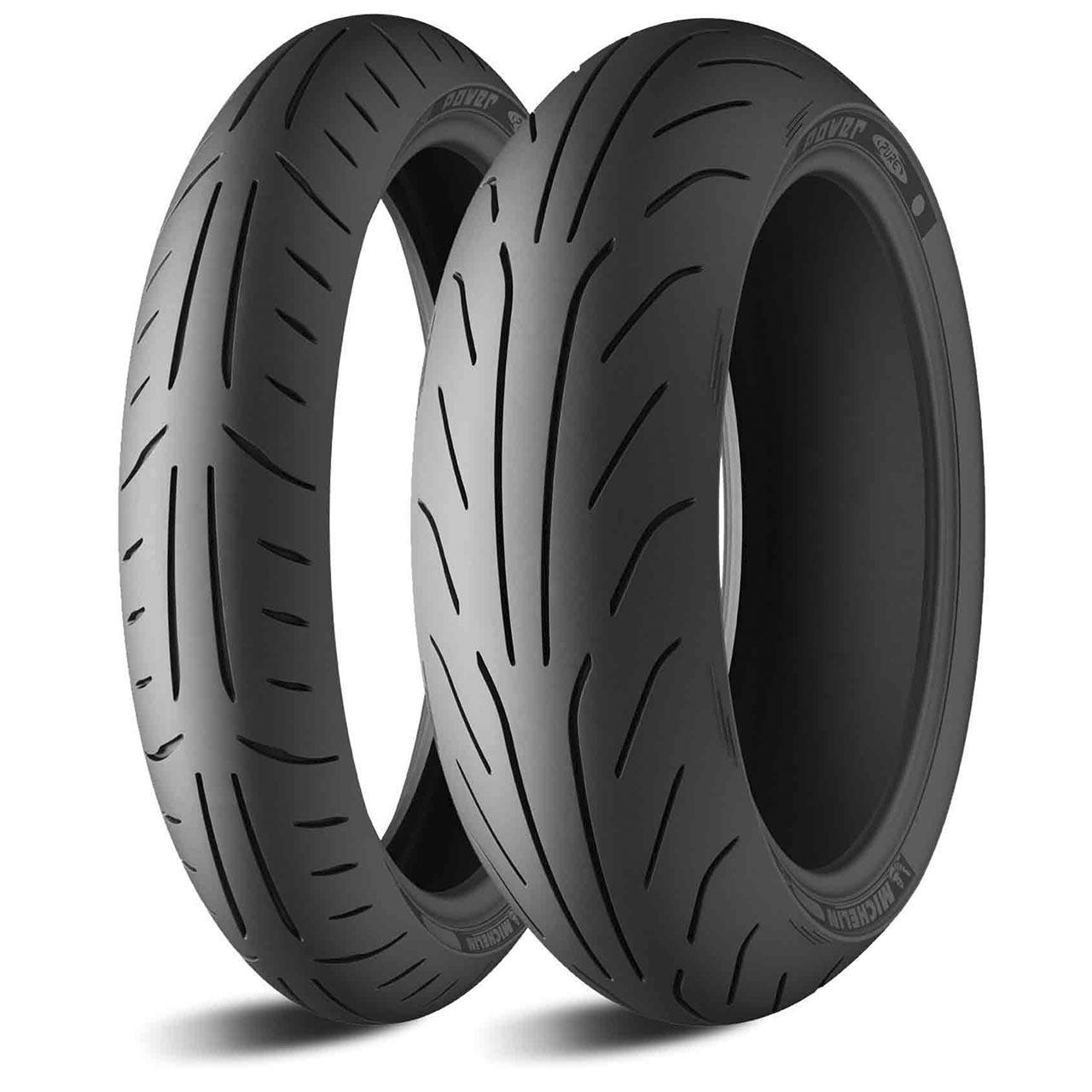 Michelin Power Pure SC RF Rear 130/70-12 62P TL