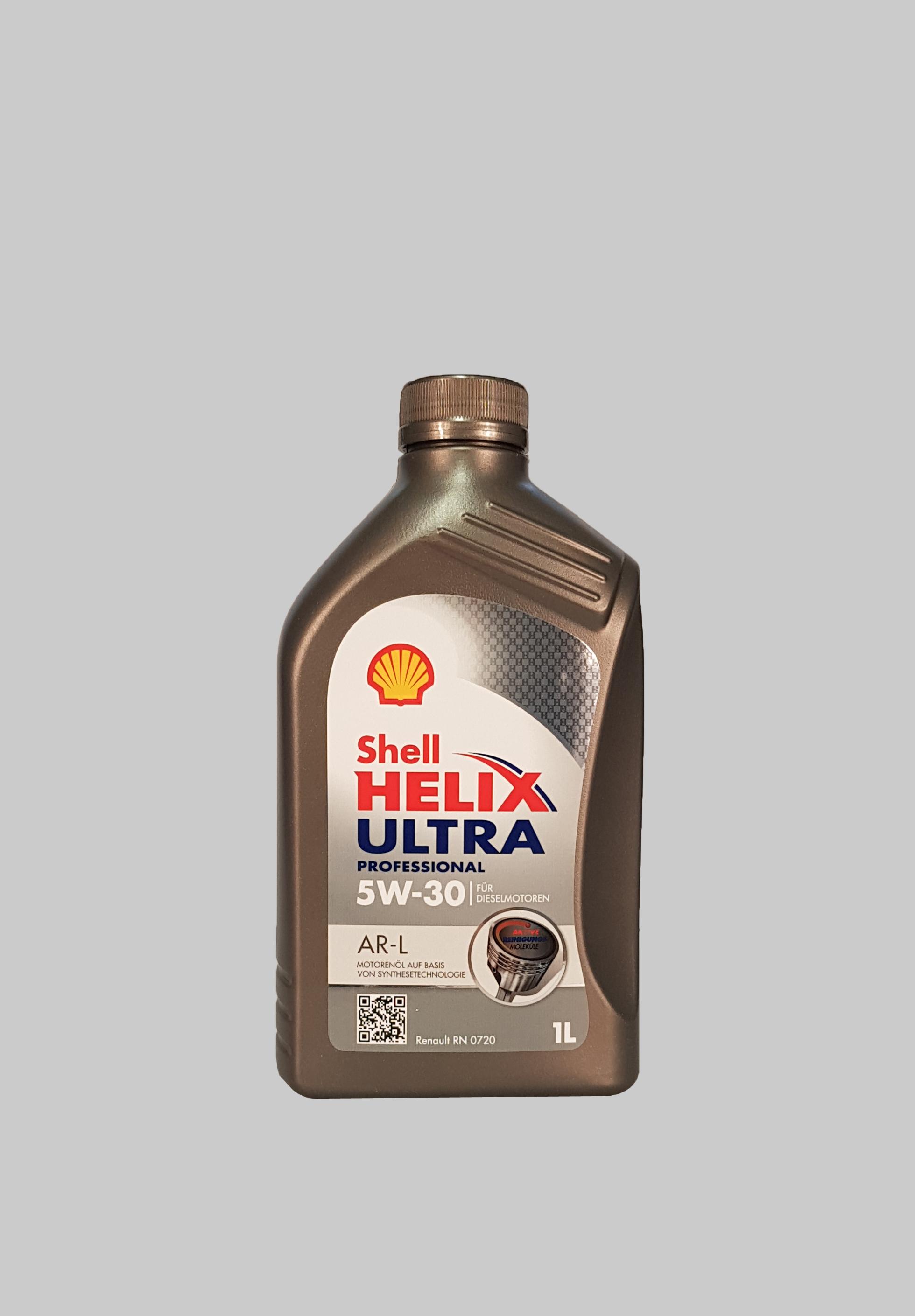 Shell Helix Ultra Professional AR-L 5W-30 1 Liter