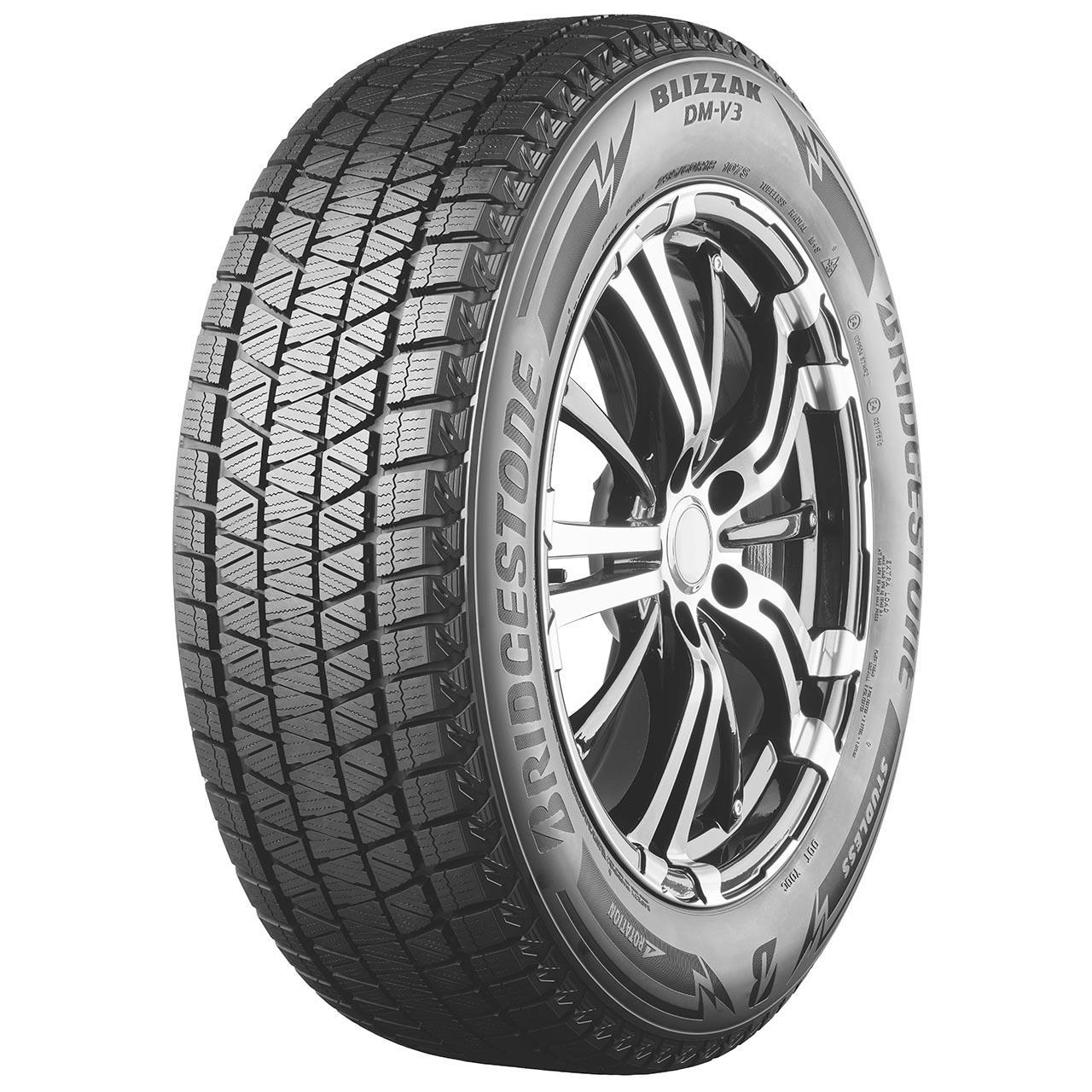 Bridgestone Blizzak DM V3 265/50R19 110T XL SOFT COMPOUND