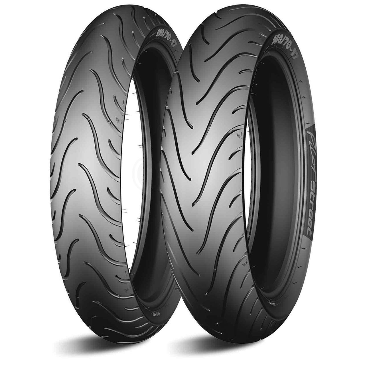 Michelin Pilot Street 100/90-14 M/C 57P TL